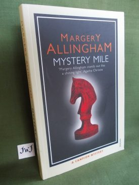 Book cover ofMystery Mile