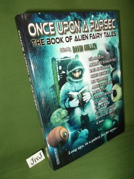 Book cover ofOnce Upon A Parsec HB