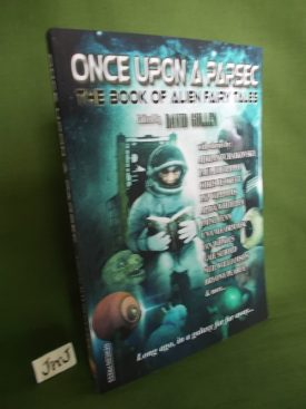 Book cover ofOnce Upon a Parsec TPB