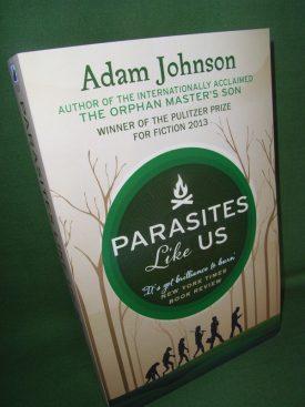 Book cover ofParasites Like Us