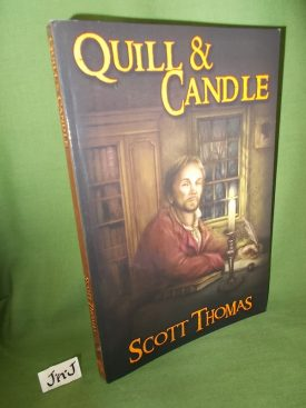 Book cover ofQuill & Candle