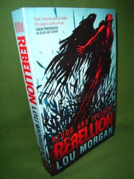 Book cover ofRebellion