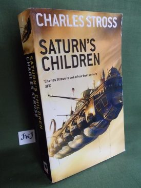 Book cover ofSaturns Children