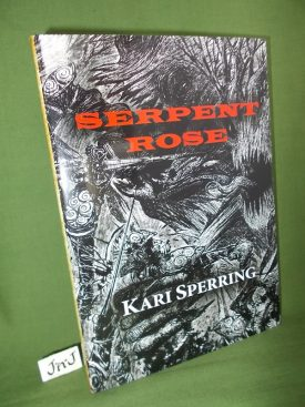 Book cover ofSerpent Rose