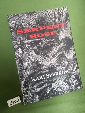 Book cover ofSerpent Rose TPB