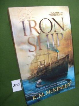 Book cover ofThe Iron Ship