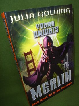 Book cover ofYoung Knights Merlin