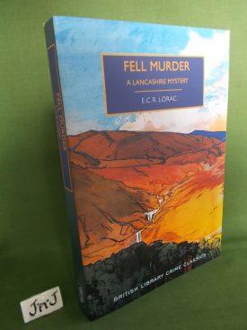 Book cover ofFell Murder