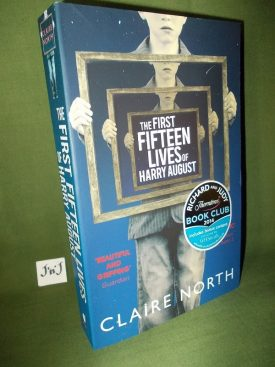 Book cover ofFifteen Lives of Harry August
