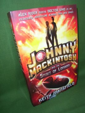 Book cover ofJohnny Mackintosh spirit of London