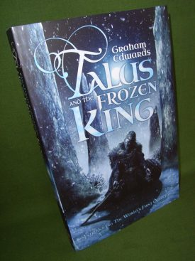 Book cover ofTalus and the Frozen King
