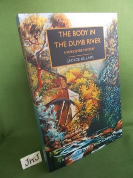 Book cover ofThe Body in the Dumb River