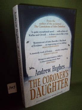 Book cover ofThe Coroners Daughter 1