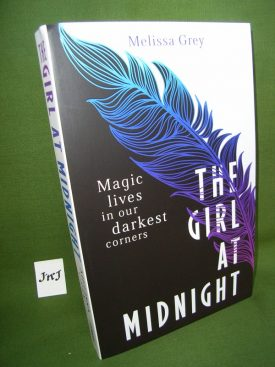 Book cover ofThe Girl at Midnight