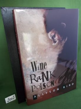 Book cover ofWine and Rank Poison Lettered