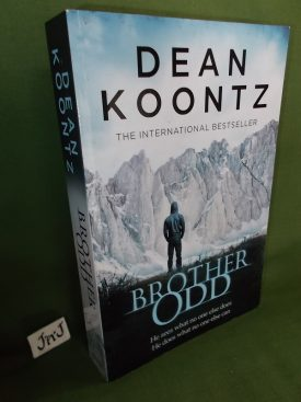 Book cover ofBrother Odd