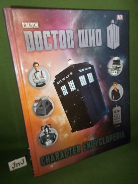 Book cover ofDoctor Who Character Encyclopaedia