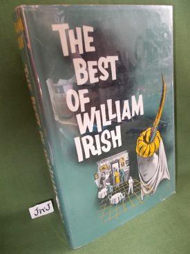 Book cover ofThe Best of William Irish