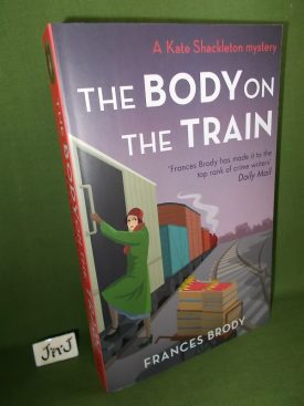 Book cover ofThe Body on the Train