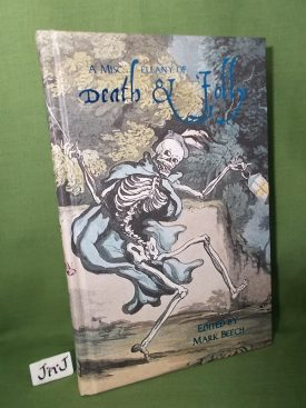 Book cover ofA Miscellany of Death & Folly