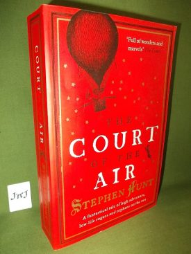 Book cover ofThe Court of the Air PB