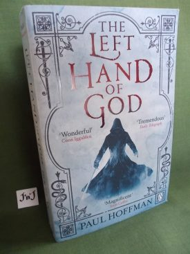 Book cover ofThe Left Hand of God