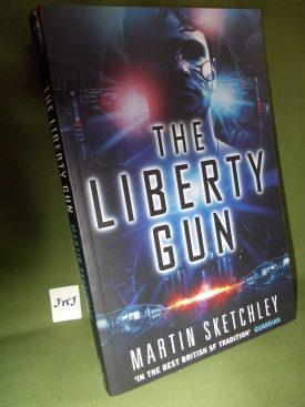 Book cover ofThe Liberty Gun