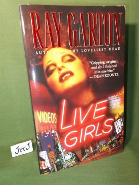 Book cover ofLive Girls