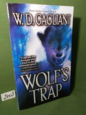 Book cover ofWolfs Trap