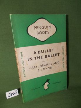 Book cover ofA Bullet in the Ballet