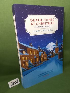 Book cover ofDeath Comes At Christmas