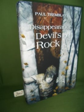 Book cover ofDisappearance Devils Rock