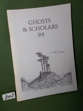 Book cover ofGhosts Scholars 24