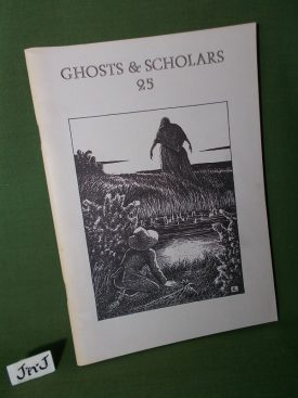 Book cover ofGhosts Scholars 25