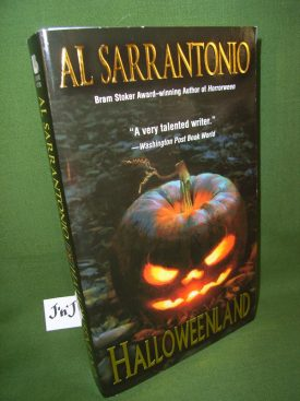Book cover ofHalloweenland