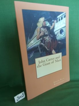 Book cover ofJohn Carter and the Giants of Mars