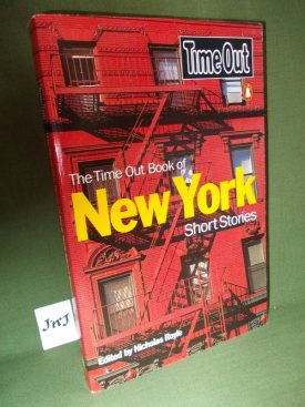 Book cover ofTime Out New York Stories