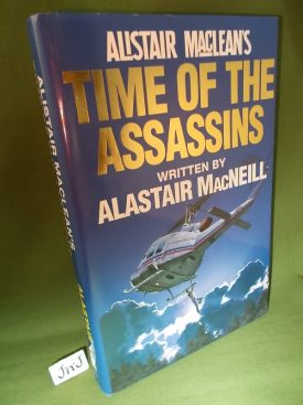 Book cover ofTime of the Assassins