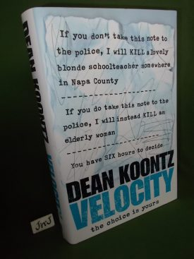 Book cover ofVelocity