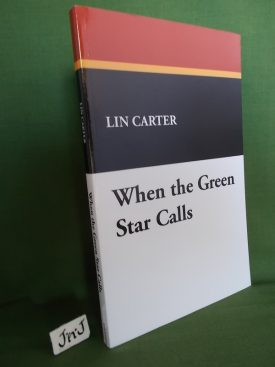Book cover ofWhen the Green Star Calls