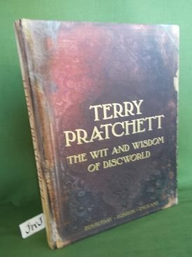 Book cover ofWit Wisdom Discworld