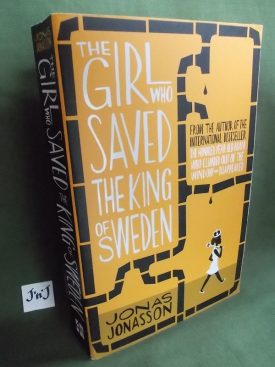 Book cover ofgIRL WHO SAVED kING OF sWEDEN