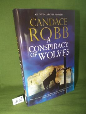 Book cover ofA Conspiracy of Wolves