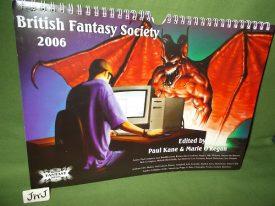 Book cover ofBFS Calendar