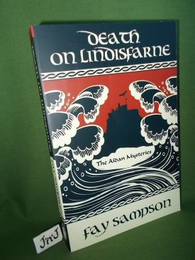 Book cover ofDeath on Lindisfarne