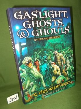 Book cover ofGaslight Ghosts Ghouls