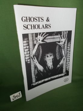 Book cover ofGhosts Scholars 14