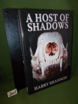 Book cover ofHost of Shadows Lettered