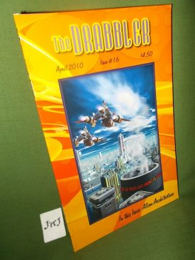 Book cover ofThe Drabbler 1