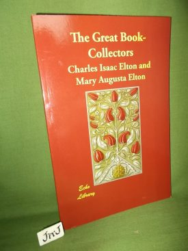 Book cover ofThe Great Book Collectors